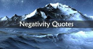 Negativity Quotes