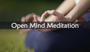 Open Mind Meditation