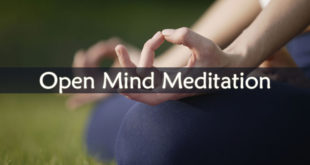 Open Mind Meditation