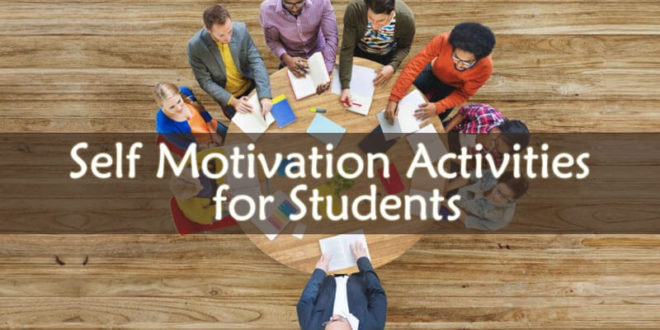 Self Motivation Activities for Students