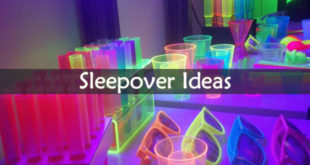 Sleepover Ideas