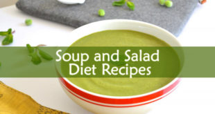 Soup and Salad Diet Recipes