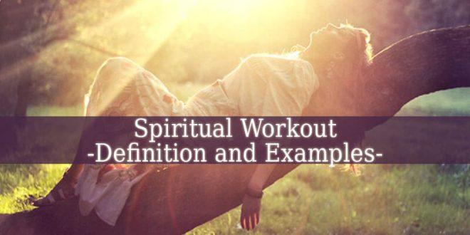 Spiritual Workout