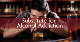 Substitute for Alcohol Addiction