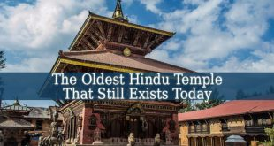 The Oldest Hindu Temple That Still Exists Today