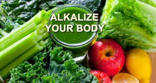 Foods to Alkalize Your Body