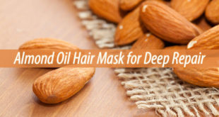 almond oil hair mask