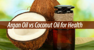 argan oil vs coconut oil