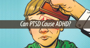 can ptsd cause adhd