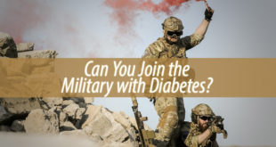 can you join the military with diabetes