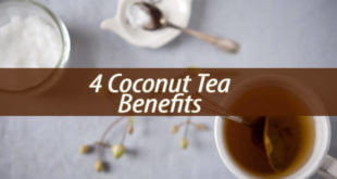 coconut tea benefits