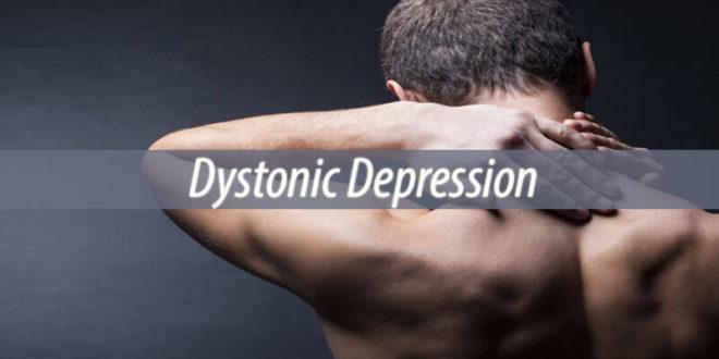 dystonic depression