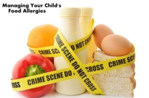 food allergies image