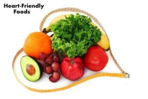 heart friendly foods
