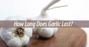 how long does garlic last
