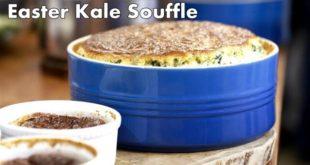 kale souffle