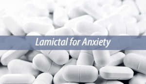 lamictal for anxiety