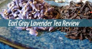 Earl Gray Lavender Tea