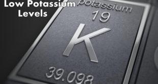 low potassium levels