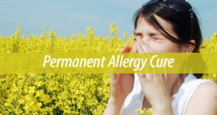 permanent allergy cure
