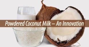 powdered coconut milk