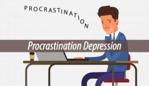 procrastination depression