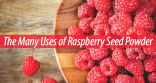raspberry seed powder