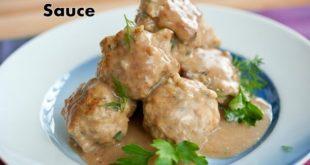 swedish meatball sauce