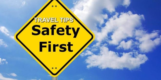 Travel Tips to Stay Safe