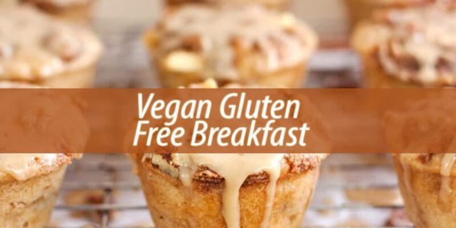 vegan gluten free breakfast