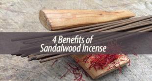4 Benefits of Sandalwood Incense
