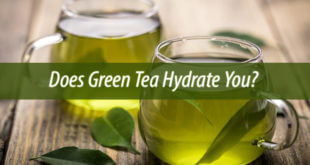 Does Green Tea Hydrate You