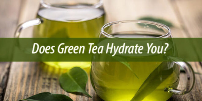 Does Green Tea Hydrate You?