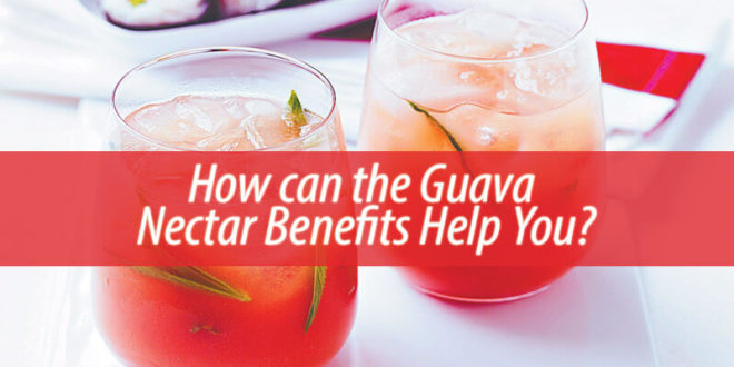 How can the Guava Nectar Benefits Help You
