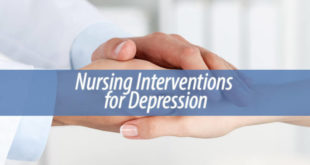 Nursing Interventions for Depression