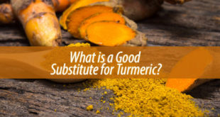 What is a Good Substitute for Turmeric
