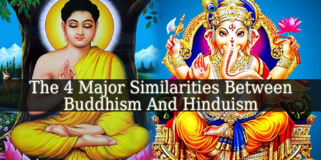 Buddhism And Hinduism Are Similar In That They Both