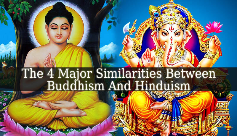the connections between hinduism and buddhism What's the difference between buddhism and hinduism hinduism is about understanding brahma, existence, from within the atman, which in buddhism, one follows a disciplined life to move through and understand that nothing in oneself is me, such that one dispels the very illusion of existence.