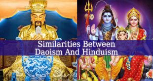 Daoism Might Have Similarities With Hinduism Because