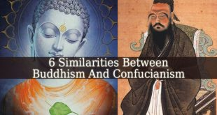 Similarities Between Buddhism And Confucianism