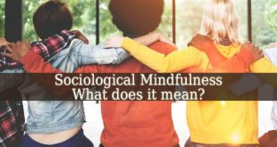 Sociological Mindfulness