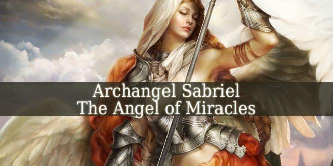 Archangel Sabriel