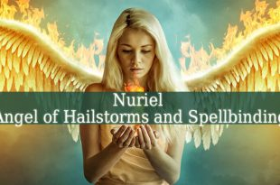 Nuriel – The Angel of Hailstorms and Spellbinding