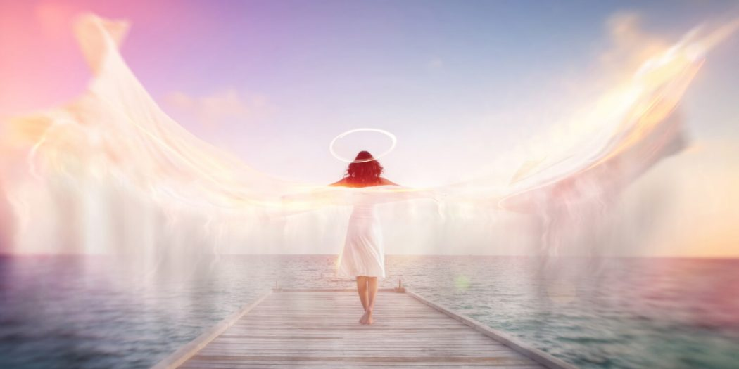 Discover the beautiful realm of angels